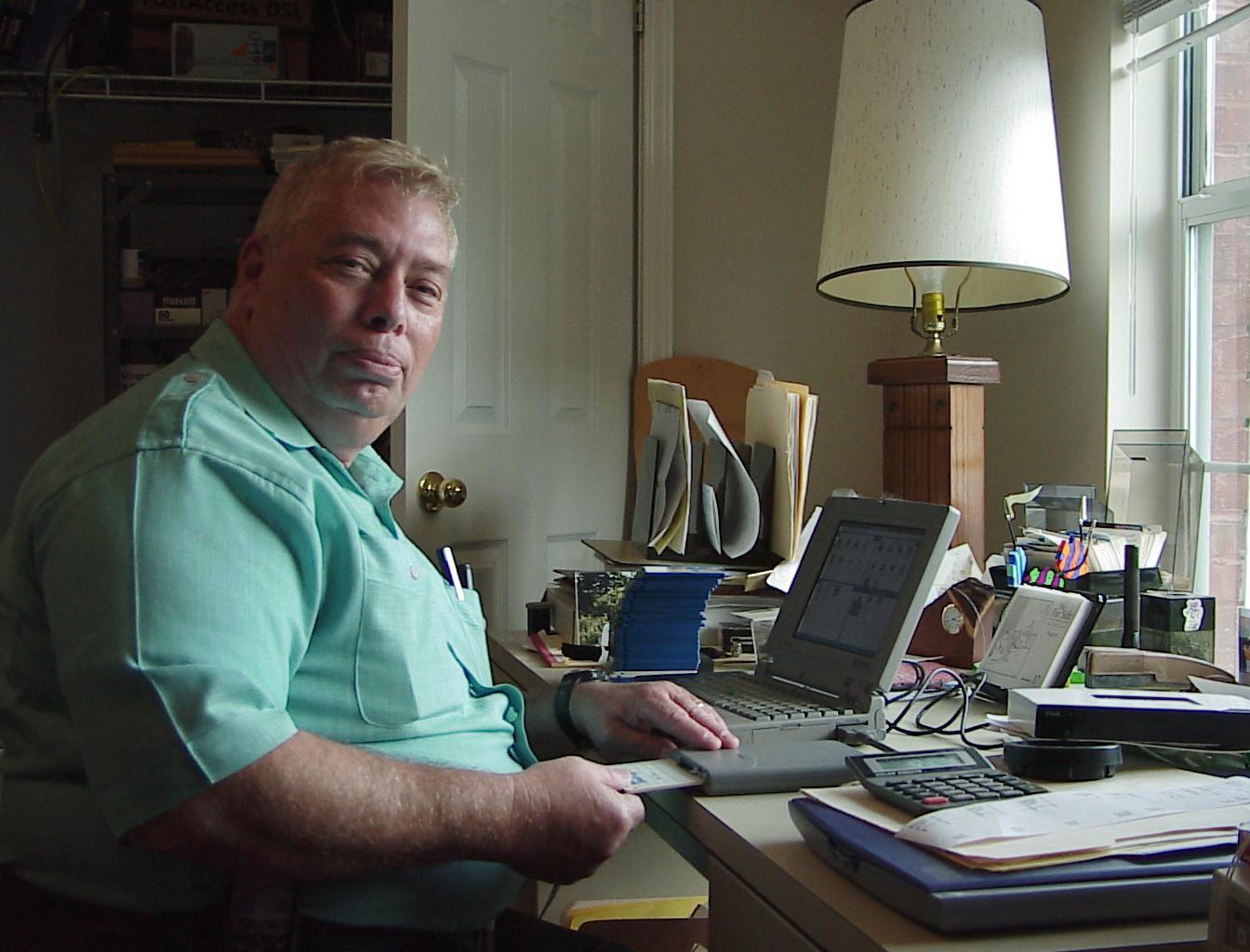 Bill Pasternak, WA6ITF